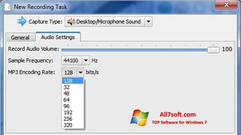 Screenshot SMRecorder untuk Windows 7