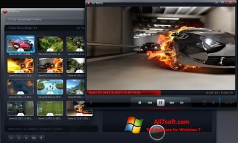 Screenshot Action! untuk Windows 7
