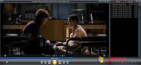 Screenshot Zoom Player untuk Windows 7