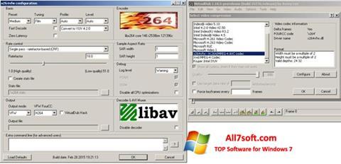 Screenshot iuVCR untuk Windows 7