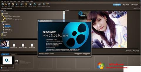 Screenshot ProShow Producer untuk Windows 7