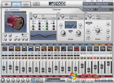 Screenshot Echo untuk Windows 7