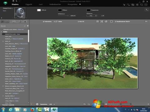 Screenshot Artlantis Studio untuk Windows 7