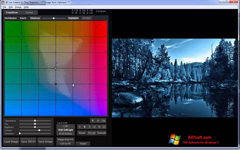 Screenshot 3D LUT Creator untuk Windows 7