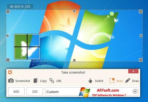 Screenshot ScreenShot untuk Windows 7